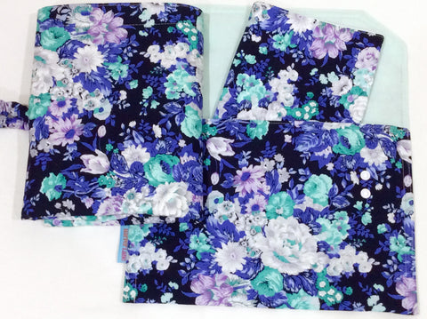 Nappy Travel Pack - Milla Floral