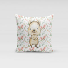 Quokka Cushion Cover