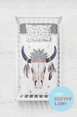 Stay Wild Boho Skull Quilts - Pre Order
