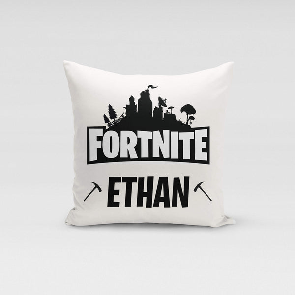 Personalised Cushion Cover Only - FORTNITE