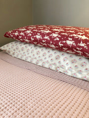 Pillowcase - Rustic Red Woodland