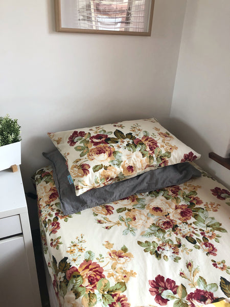 Fall Garden Floral - Single Bedding Pre Order