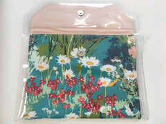 Nappy Clutch / Clutch - Secret Garden
