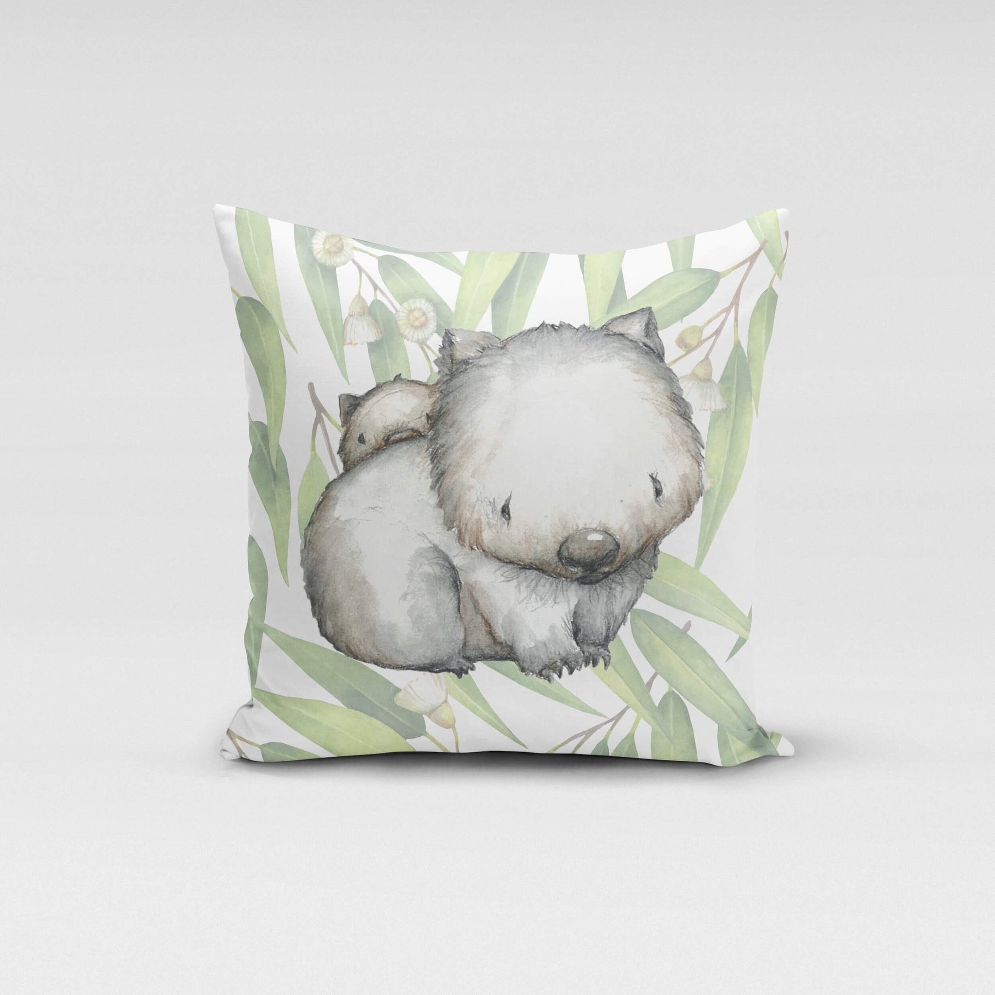 Wombat Cushion Cover