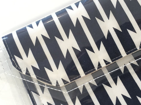 Nappy Clutch / Clutch - Navy Tomahawk