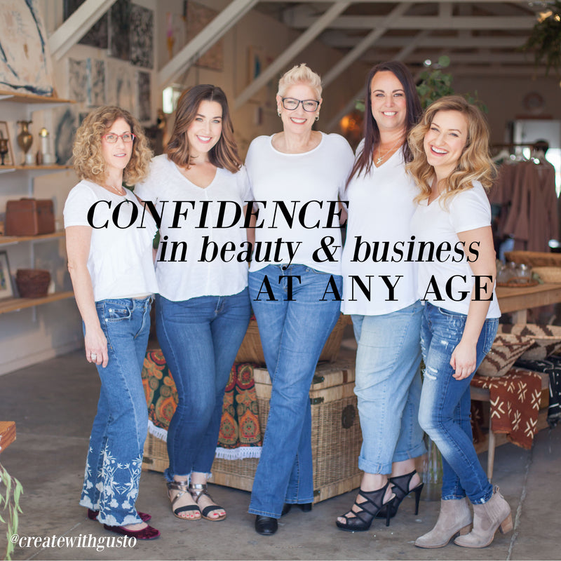Confidence in Beauty & Business at Any Age | San Diego Women