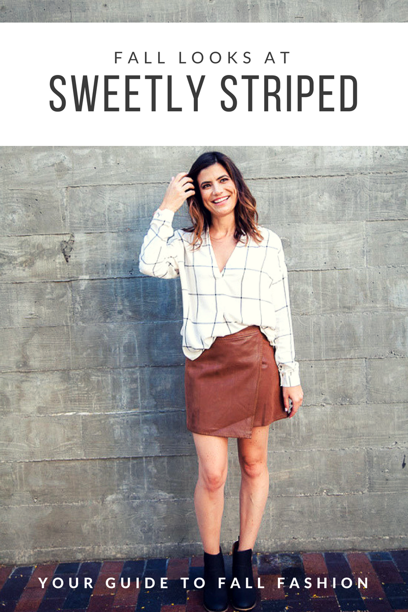 Fall Trends at Sweetly Striped