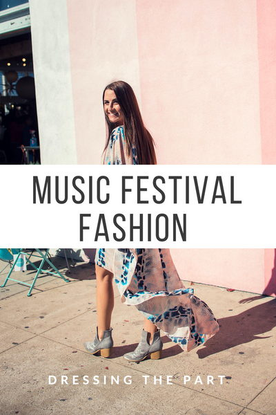 Music Festival Fashion