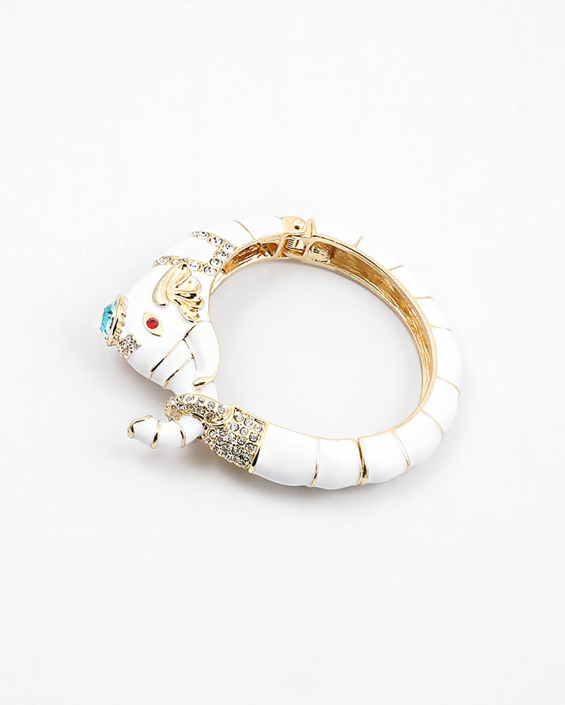 White Elephant Cuff - Sweetly Striped