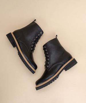 Modern Style Combat Boot