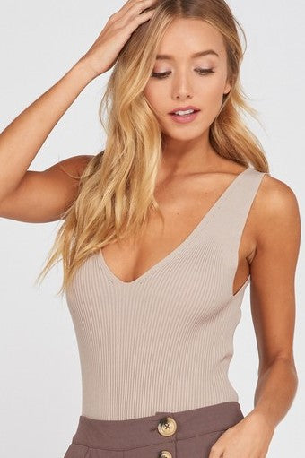 Shell Bodysuit - Sweetly Striped