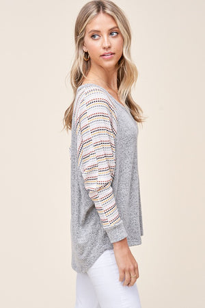 Autumn Vibes Knit Top
