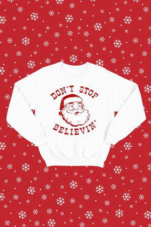 Don't Stop Believin' Pullover