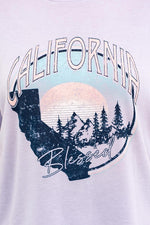 California Blessed Graphic Tee