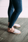 Step Release Hem Denim - Sweetly Striped