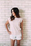 Maine Striped Top - Sweetly Striped