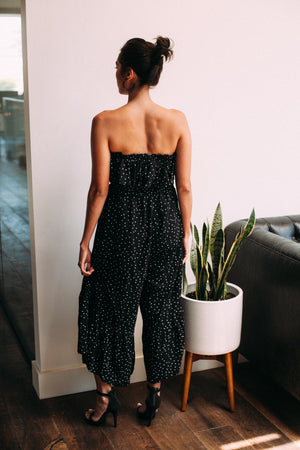 Star Jumpsuit - Sweetly Striped