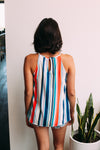 Colorful Striped Tank - Sweetly Striped