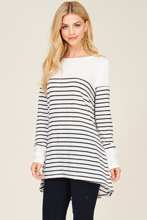 Striped Everyday Top - Sweetly Striped