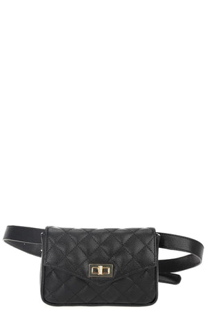 Quilted Belt Bag - Sweetly Striped