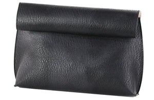 Reversible Clutch - Black/Silver
