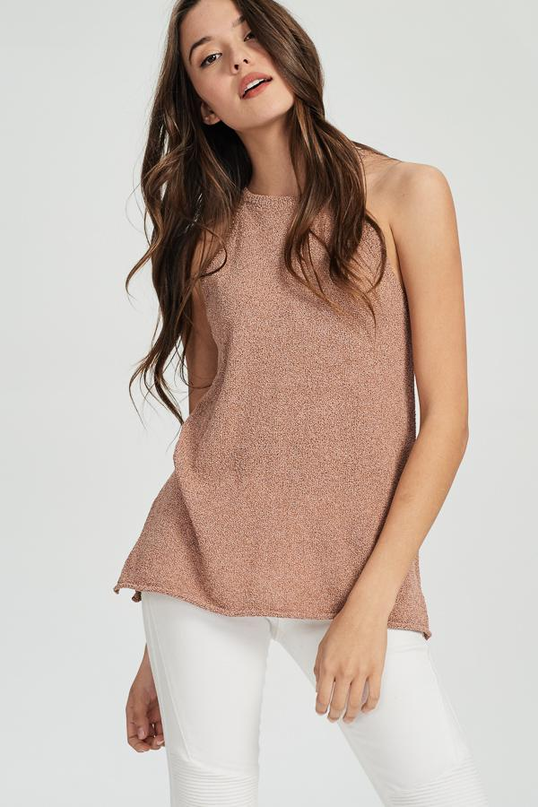 Beachy Knit Tank