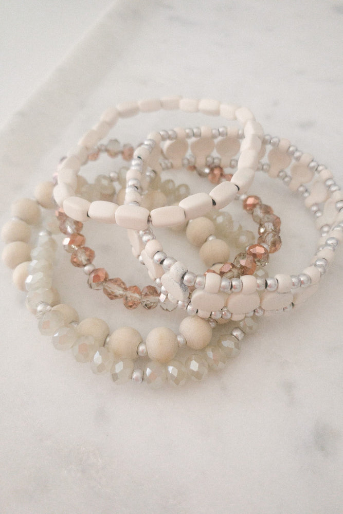 Natural Bead Set
