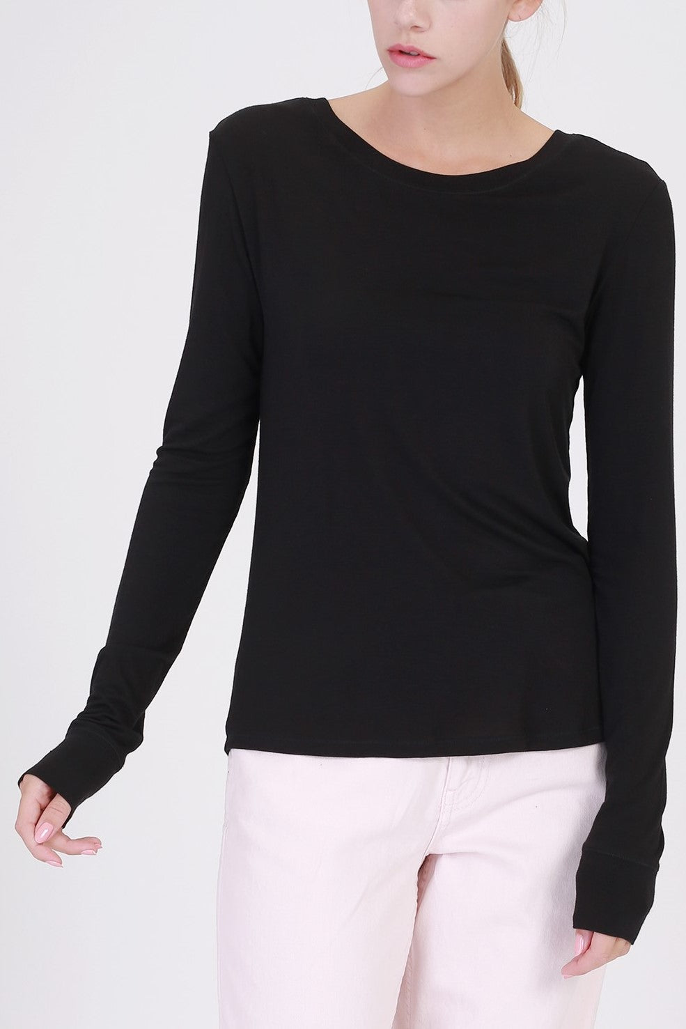 Long Sleeve Top - Sweetly Striped