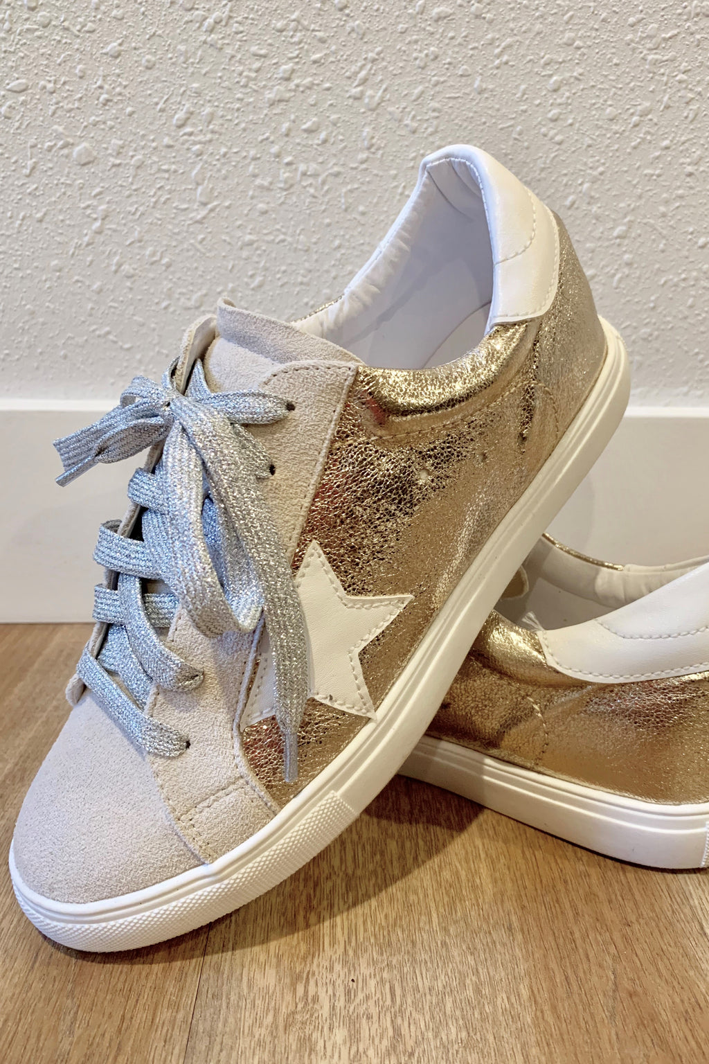 Star Fashion Sneakers