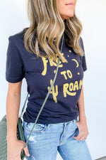 Born To Roam Graphic Tee