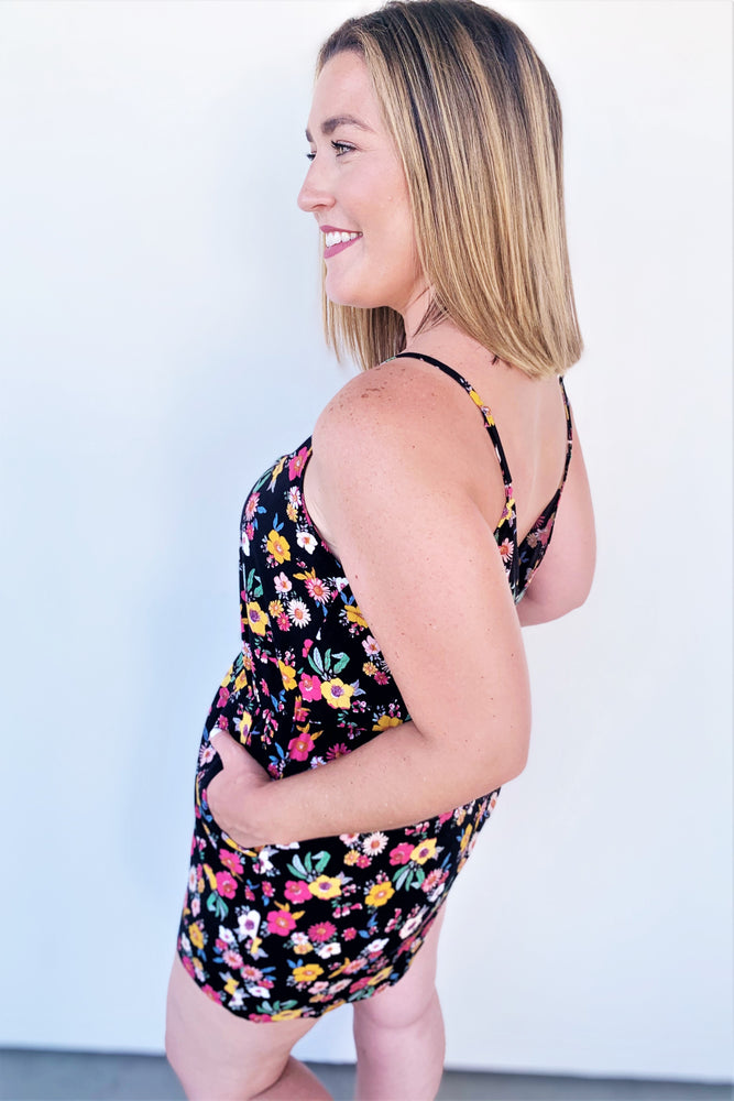 The Go To Floral Romper