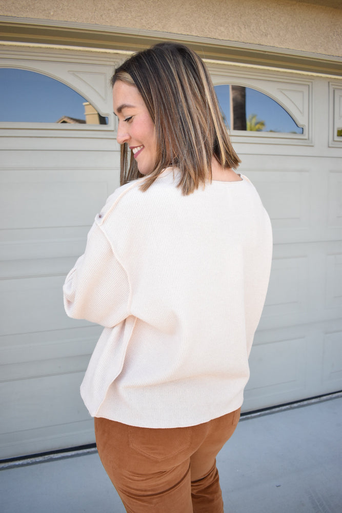 Natural Beauty Relaxed Top