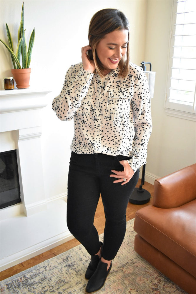 Wish Upon A Star Blouse