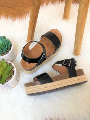 Summer Days Espadrille Sandal - Sweetly Striped