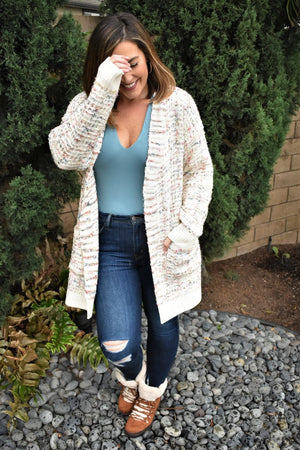 All Dolled Up Cardigan