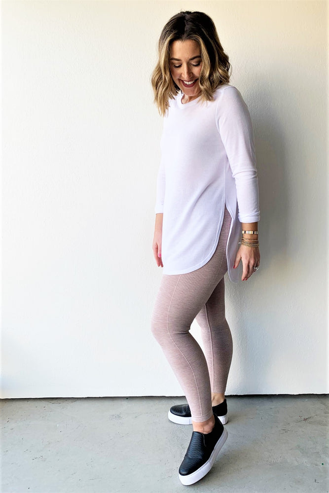 Back to Basics Seamless Leggings