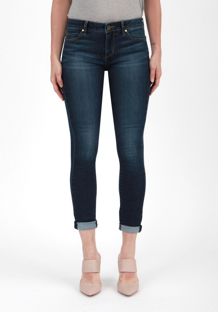 'Camino' Skinny Jeans - Sweetly Striped