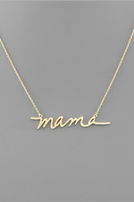 Modern Mama Necklace