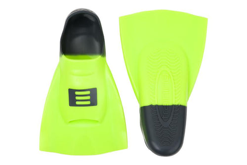 DMC ORIGINAL TRAINING FINS-FLOURO/CHARCOAL