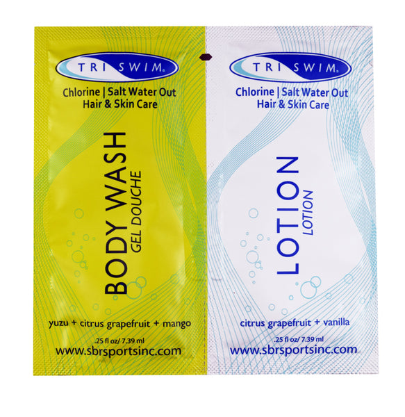 TRISWIM Body Wash/Lotion Sample