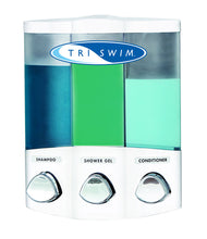 Load image into Gallery viewer, TRISWIM Shampoo / Conditioner / Body Wash DISPENSER (also avail in TRISWIM Kids)