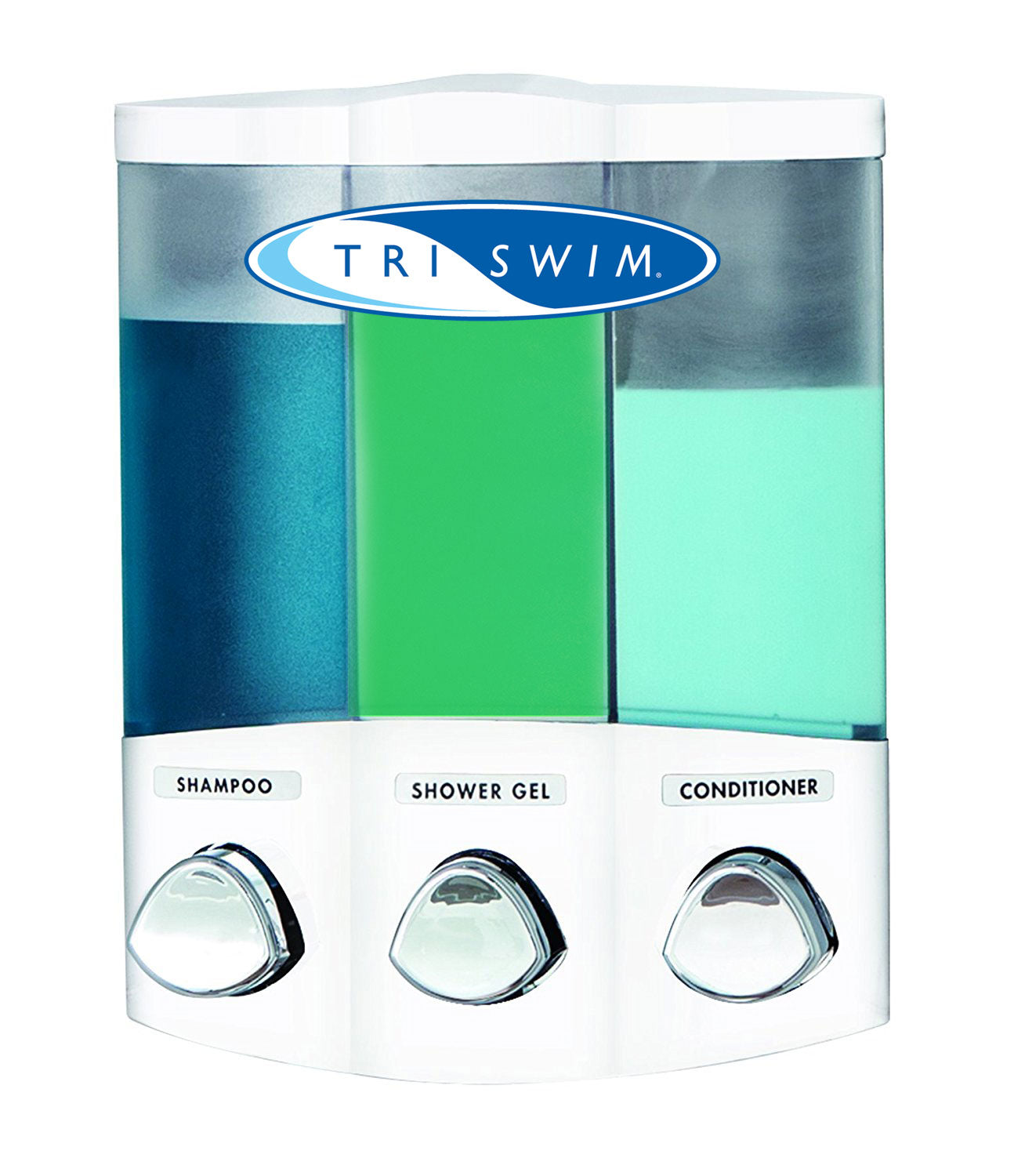 TRISWIM Shampoo / Conditioner / Body Wash DISPENSER