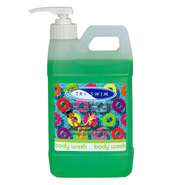 TRISWIM Kids Body Wash JUG 64 oz