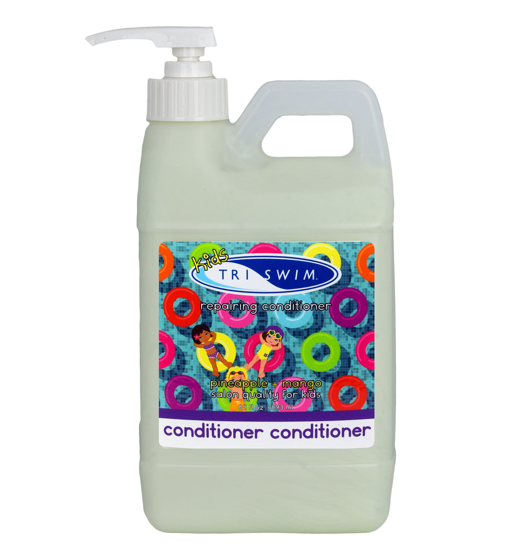 TRISWIM Kids Conditioner JUG 64 oz