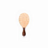 Nº 8100 - Paddle in Claro Walnut and Curly Maple