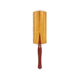 Nº 2500 - Paddle in Zebrawood and Purpleheart