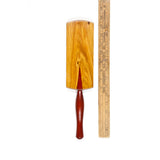 Nº 2500 - Paddle in Tulipwood and Padauk