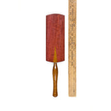 Nº 2500 - Paddle in Purpleheart and Shedua