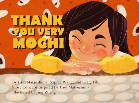 Thank You Very Mochi