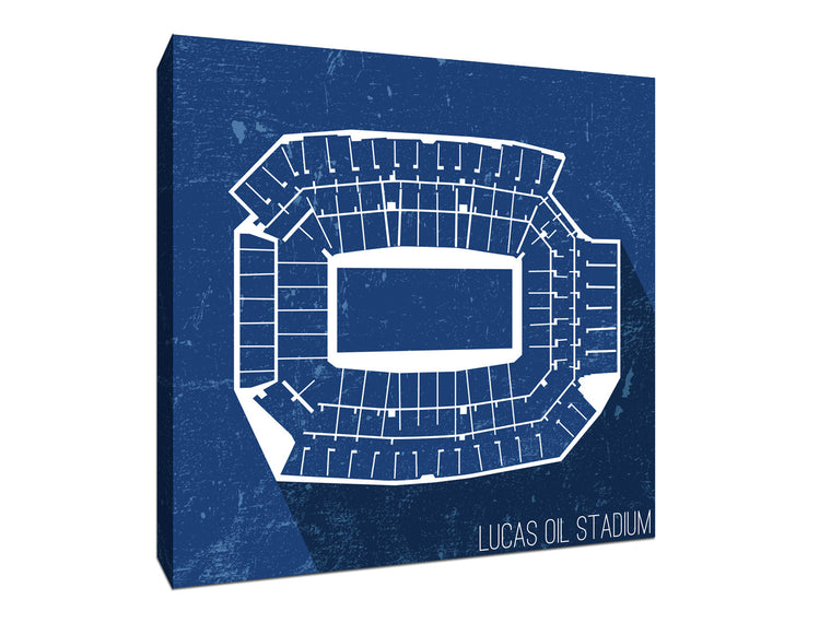 A unique poster with NFL Seating Map